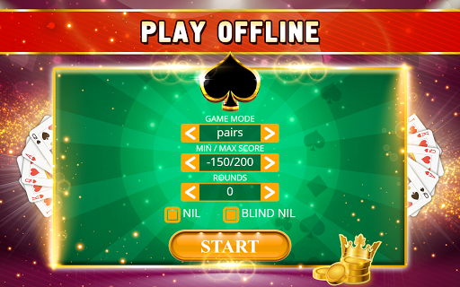 Spades Offline - Single Player apkdebit screenshots 9