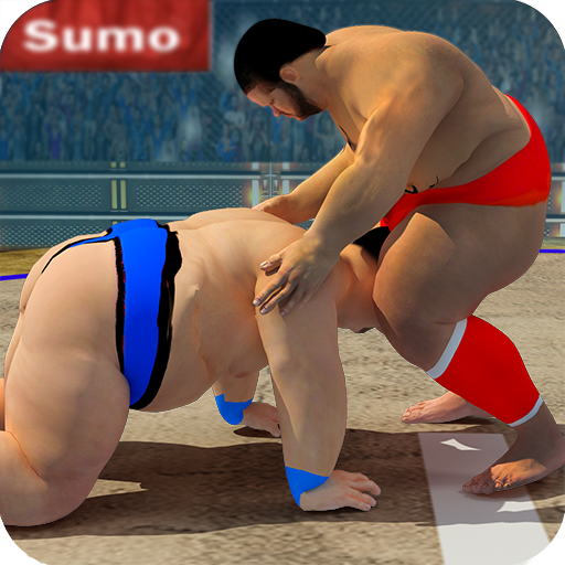 Sumo wrestling Revolution 2017: Pro Stars Fighting (game)