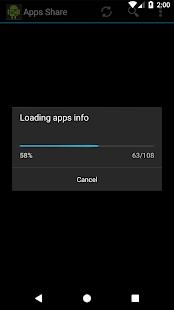 APK Apps Share - náhled