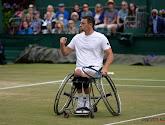 Joachim Gérard kan niet triomferen op Wimbledon in dubbelspel