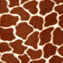 giraffe print wallpaper icon