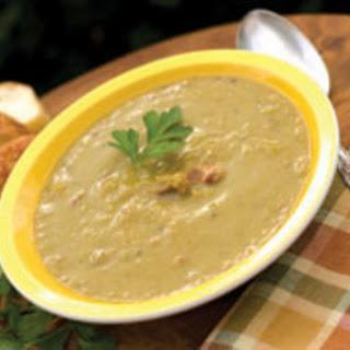 Ham & Black-Eyed Pea Soup.
