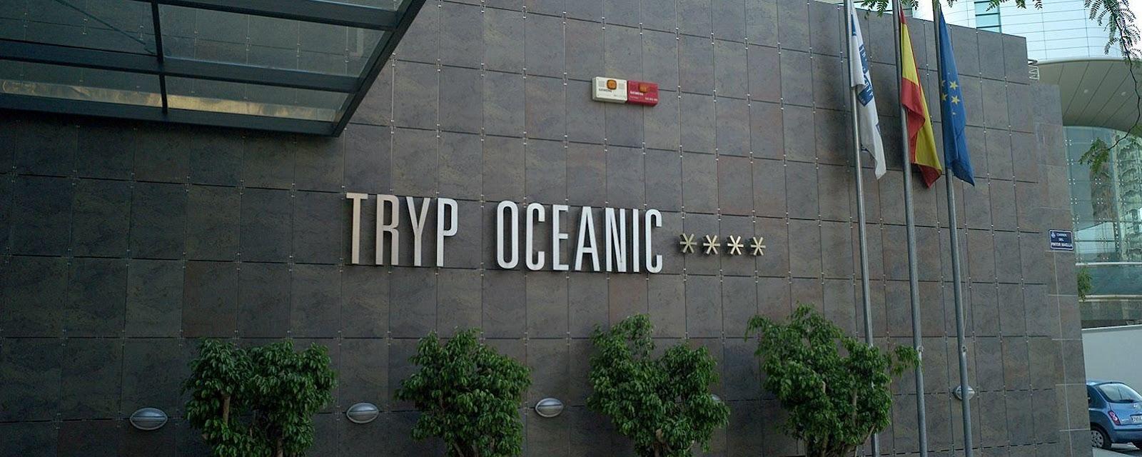Resultado de imagen de hotel tryp oceanic valencia