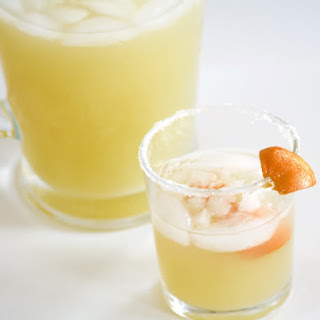 Sparkling Orange Margarita