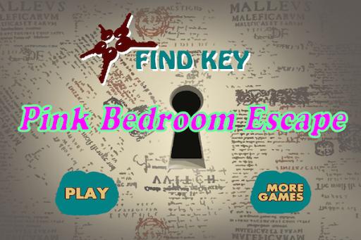 PinkBedroomEscape