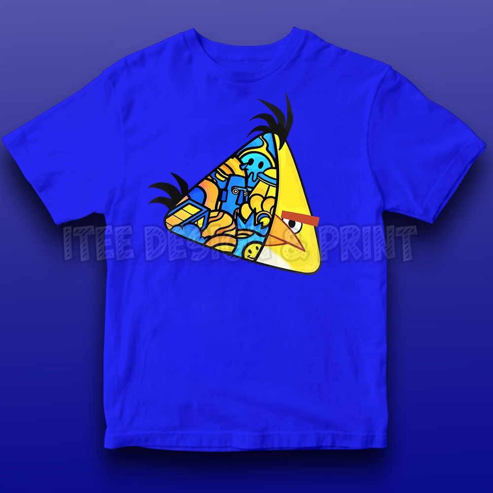Chuck Angry Bird Yellow 12