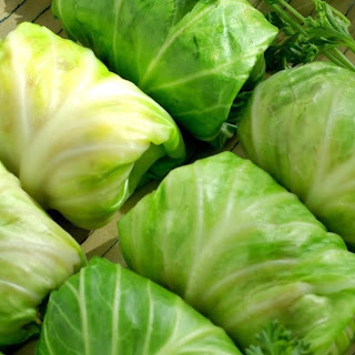 Cabbage Roll / Stuffed Cabbage with Turkey