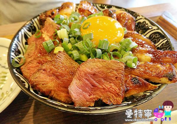 開丼燒肉vs丼飯~華麗地表最強燒肉丼/生菜味噌湯無限量供應/不定期推出季節限定