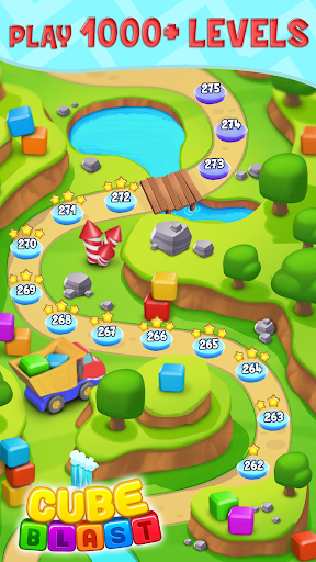 Cube Blast - screenshot