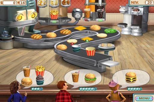 Burger Shop FREE  captures d'écran 1