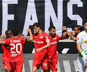 🎥 Kai Havertz et Thorgan Hazard à nouveau décisifs en Bundesliga