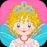 Princess Lillifee Fairy Ball Icon