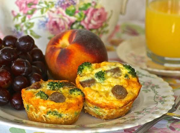 24  Mini Quiches Recipe