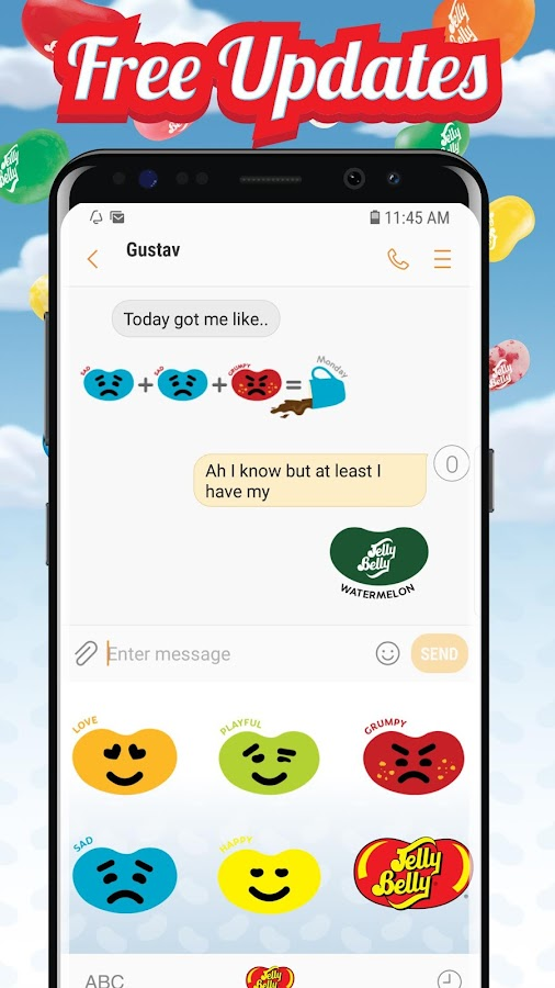 Jelly Belly Emojis- screenshot
