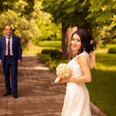Wedding photographer Elya Poddubnaya (Elchik). Photo of 01.08.2016