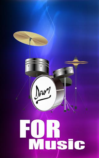 Real Free Drums