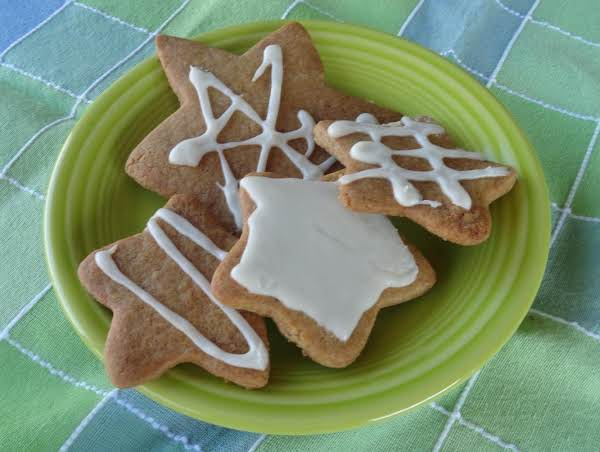 Christmas Wishing Cookies Recipe