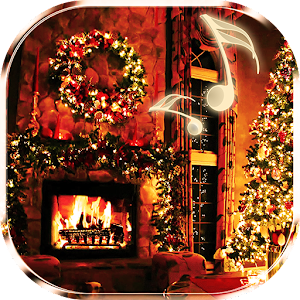 download christmas fireplace live wallpaper for pc