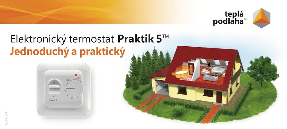 Praktik 5 electronic thermostat