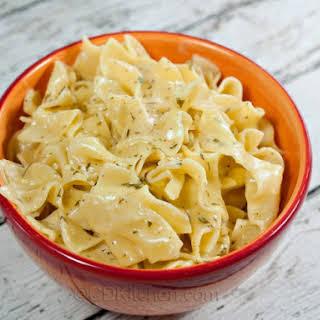 Homemade Chicken Pasta-Roni.