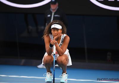 Naomi Osaka uitgeschakeld in de achtste finale