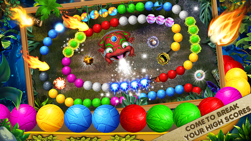 Zumbla Deluxe - Marble Game 2.22.60 screenshots 2