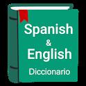 English to Spanish Dictionary & Spanish Translator icon