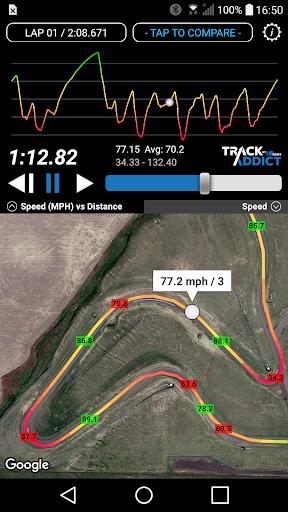 TrackAddict 4.2.3 screenshots 3