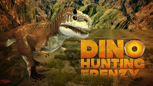 Dino Hunting Frenzy