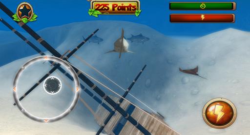 サメサバイバルシミュレーター