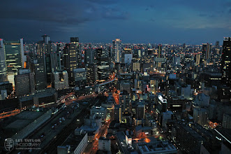 Photo: This a photo of Osaka from March, taken with my old D70. I have to say, as far as larger cities go, Osaka was one of my favorites. Had a really great time there!
