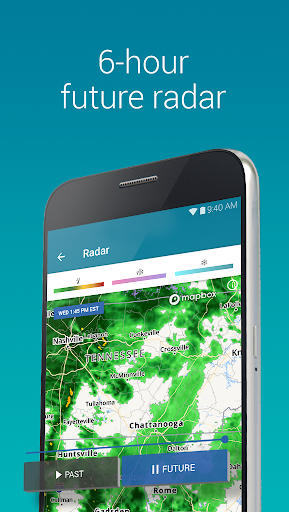 Weather Radar Live Maps With The Weather Channel Apps On Google Play