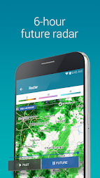 Weather Radar & Live Maps with The Weather Channel APK screenshot thumbnail 5