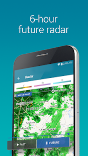 App Weather Maps & Storm Radar - The Weather Channel APK for Windows Phone