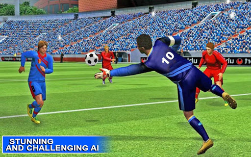 Play Football World : Supper Soccer 2018 v3.0.7 screenshots 2