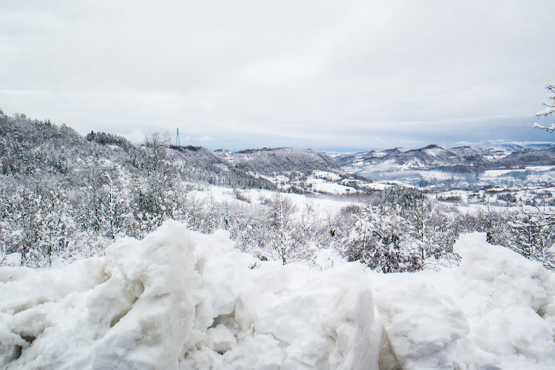 inverno in langa di malga1973