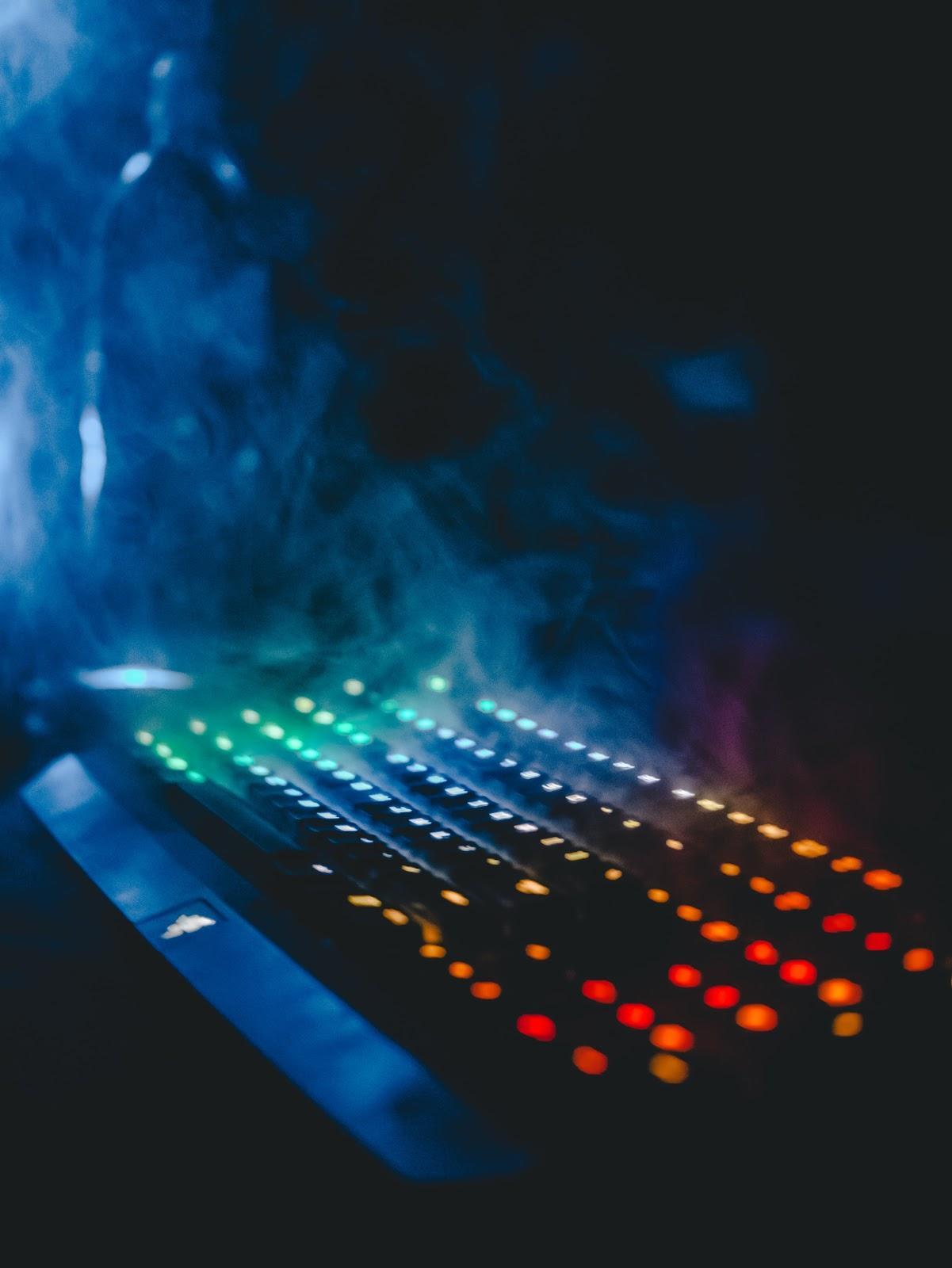 Gaming Keyboard looking stunning