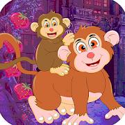 Best Escape Games 138 Cuddly Monkeys Escape Game APK