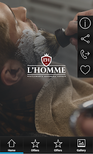 L'Homme Gentleman's Grooming- screenshot thumbnail