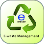 e-waste management APK icon