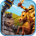 The Wall - Medieval Heroes icon