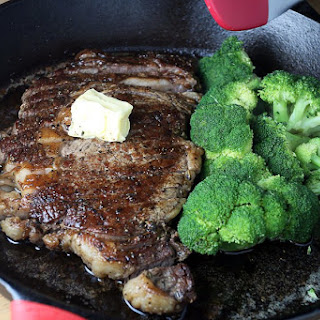 Perfect Ribeye Steak.