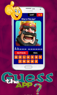 GUESS THE APP QUIZ - náhled