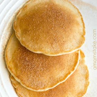 Maple Cinnamon Pancakes Recipe
