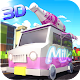 Milk Delivery Van Simulator 3D