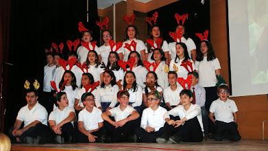 Photo: Festival Navidad ESO-2º Ciclo de Primaria. Sagrado Corazón de Placeres