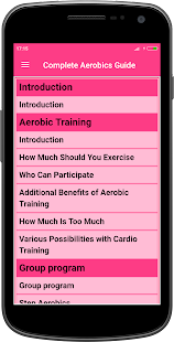 Complete Aerobics Guide - náhled