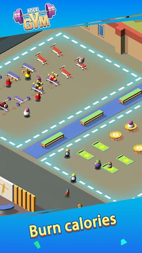 Gym Tycoon - Idle Workout Club, Fitness Simulator apktram screenshots 5