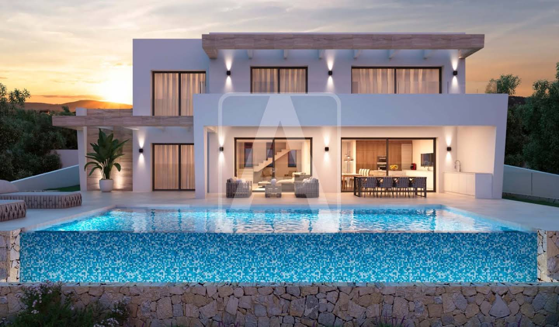 Chalet avec terrasse Teulada