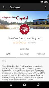 Learning Lab - Live Oak Bank - náhled